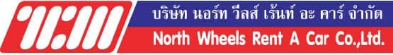 North Wheels Rent a Car Logo