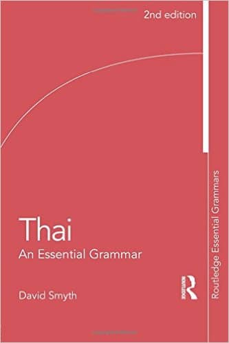 Thai an essential grammar