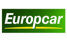 europ car logo