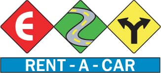 ezy rent a car logo