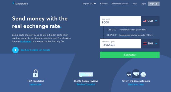 Moneytis Transferwise