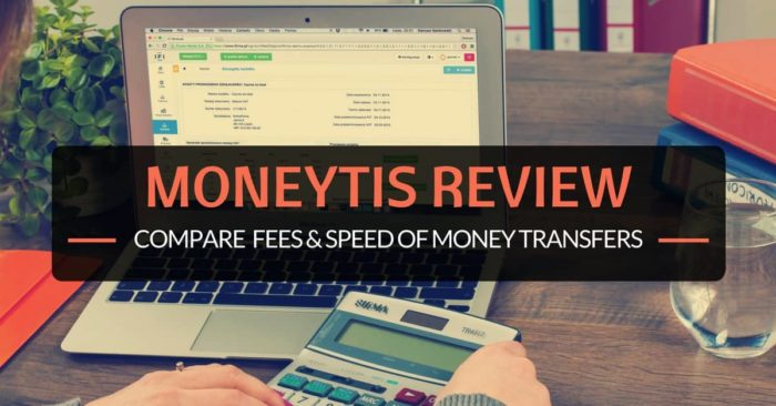Moneytis Review: Compare Fees & Speed of Money Transfers