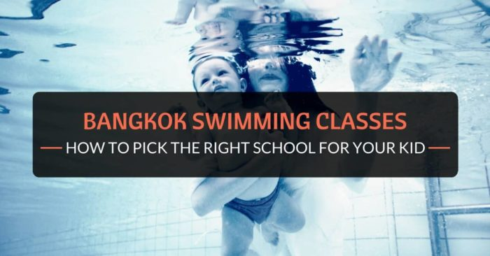 bangkok swimming classes