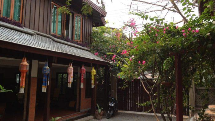 Santitham Guesthouse, Chiang Mai, Thailand