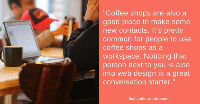 coffee shops in bangkok