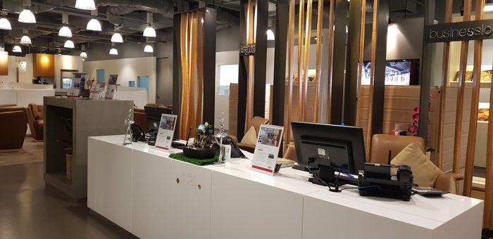 regus serviced office