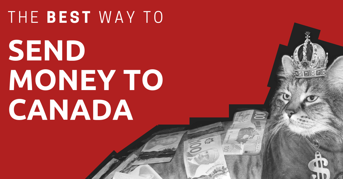 The Best Way To Send Money Canada