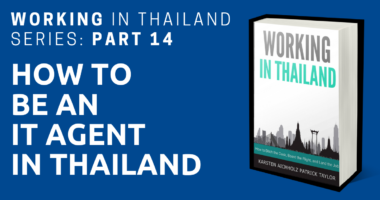 working in thailand it agent