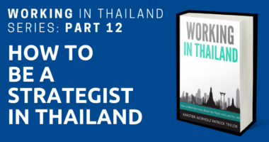 working in thailand strategist