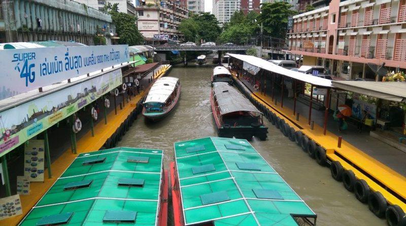 Bangkok boat