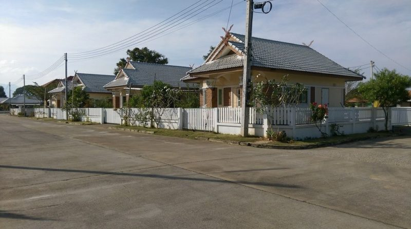 house in Chiang Mai