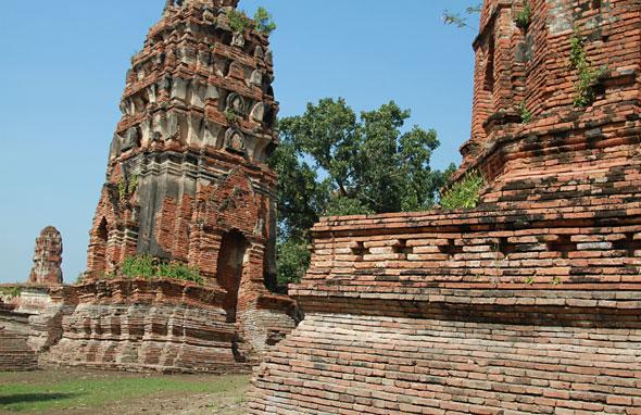Ayutthaya Underwater