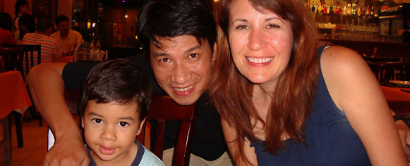 Learning Thai with Thai Husband and Child