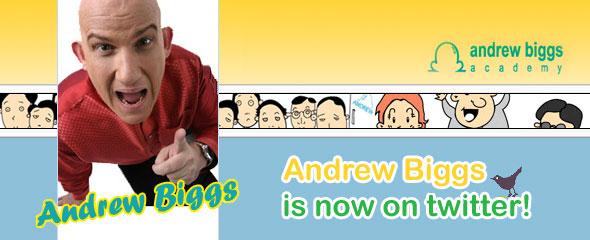 Andrew Biggs on Twitter