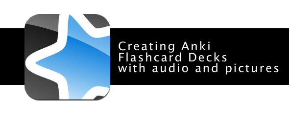 Anki Flashcard Decks