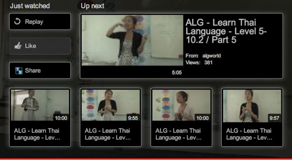 AUA videos on YouTube