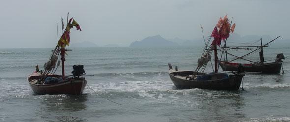 Boats Thailand