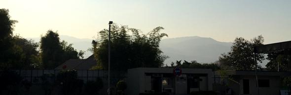 Chiang mai smog