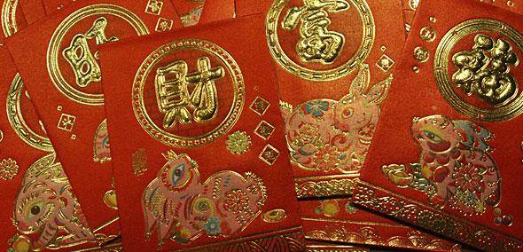 Bangkok's Chinatown for Chinese New Year
