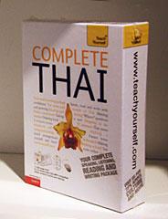 David Smyth updates Teach Yourself Thai