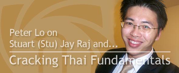 Peter on Stu's Cracking Thai Fundamentals