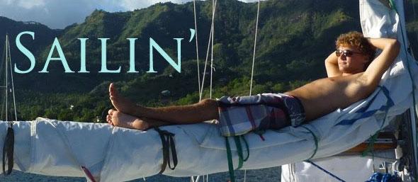 Daniel Anderson is Sailing