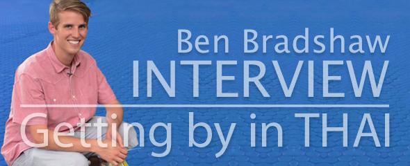 Interview: Ben Bradshaw