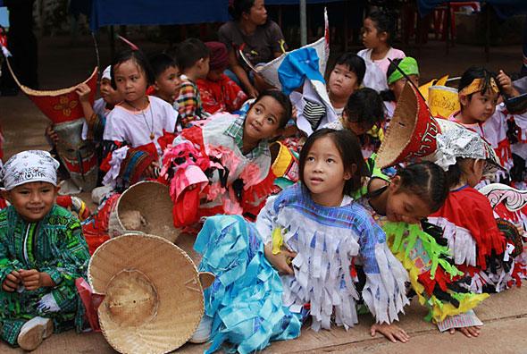 Ghost Festival: Kids