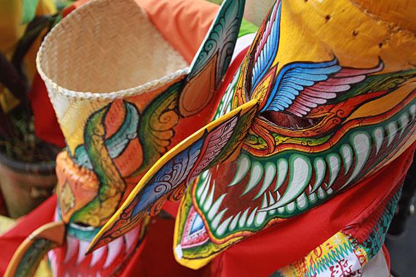 Ghost Festival: Masks