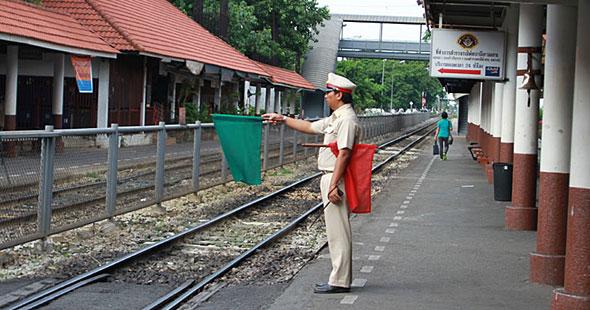 Ghost Festival: Train toilet