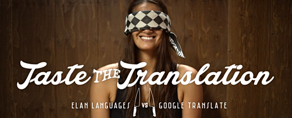 The Google Translate vrs Elan Languages Challenge