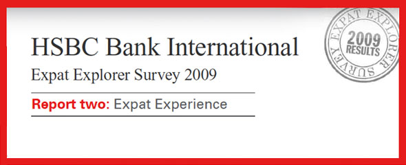 HSBC Expat report