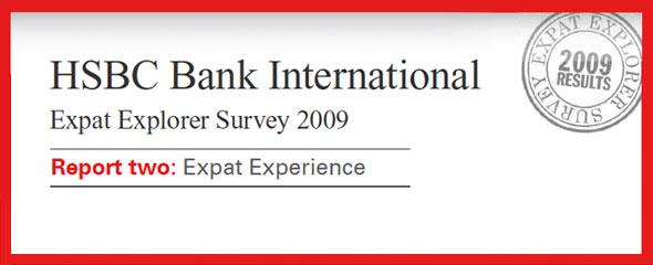 HSBC Expat report
