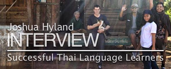 Successful Thai Language Learner