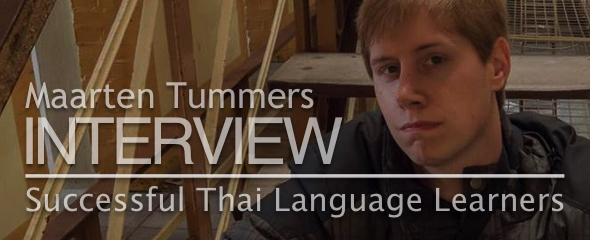 Successful Thai Language Learner