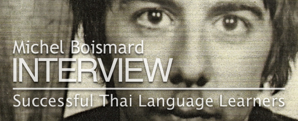 Successful Thai Language Learner: Bettina Friedrich