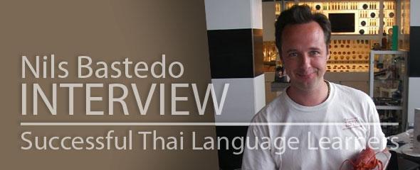 Successful Thai Language Learner: Nils Bastedo