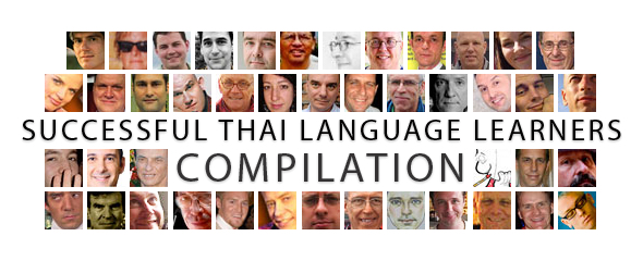 Compilation Series: Successful Thai Language Learners