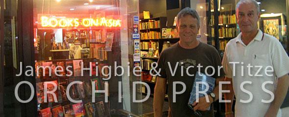 James Higbie and Essential Thai