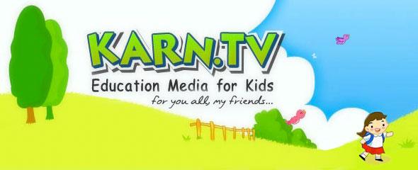 Karn TV Education Media for Thai Kids