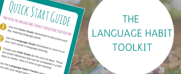 Language Habit Toolkit