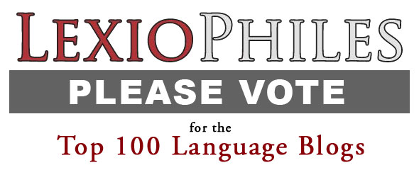Top 100 Language Learning Blogs 2011