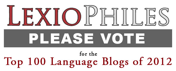 Top 100 Language Learning Blogs 2012
