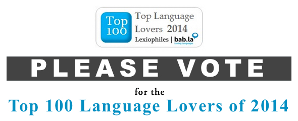 Top 100 Language Lovers of 2014