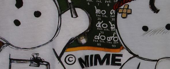 Bangkok's Mime