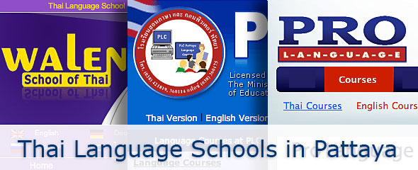 Thai Language Schools in Pattaya