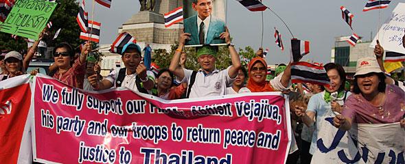 Thailand Pink Shirts