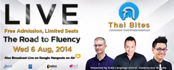 Thai Bites Live Event