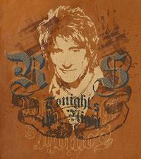Rod Stewart tshirt