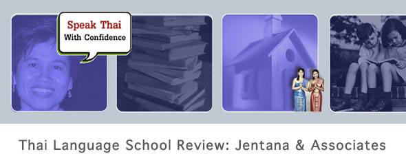 Thai Language School Review: Jentana & Associates